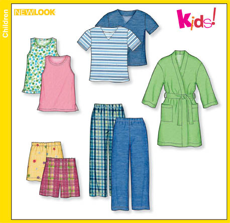 New Look Child Sleepwear 6847