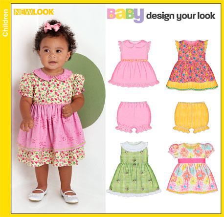 New Look Babies Dresses 6877