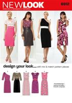 New Look 6912 Pattern