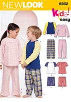 New Look 6932 Pattern