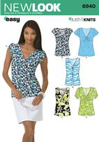 New Look 6940 Pattern( Size 4-6-8-10-12-14-16 )