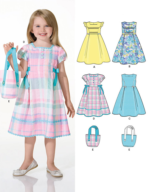 New Look Child Dresses 6959
