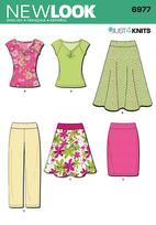 New Look 6977 Pattern( Size 6-8-10-12-14-16 )
