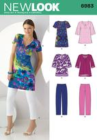 New Look 6983 Pattern