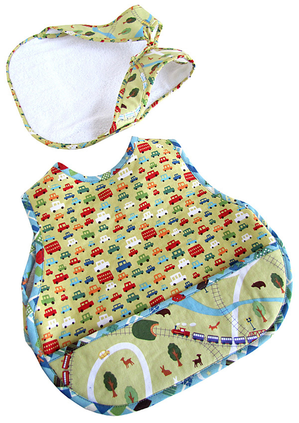 You Sew Girl Fabulous Fifties Bib Downloadable Pattern Fabulous Fifties Bib
