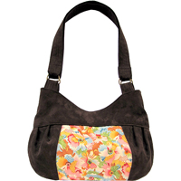 You Sew Girl Panel Bag