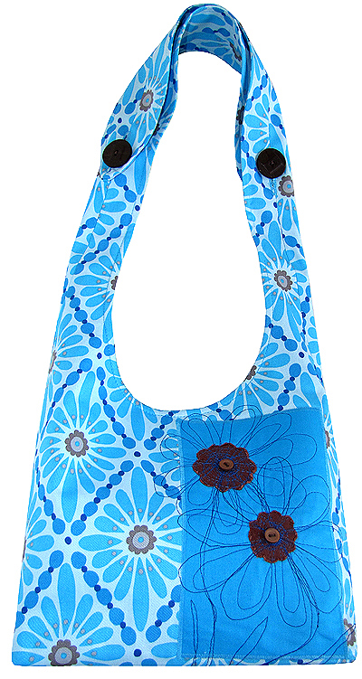 You Sew Girl Sling Bag BO3058