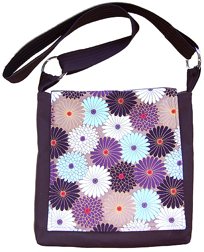 You Sew Girl Large Tote and Satchel BO331