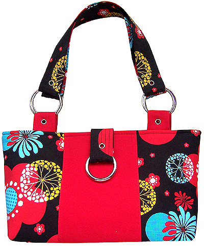 You Sew Girl Day Bag BO331B