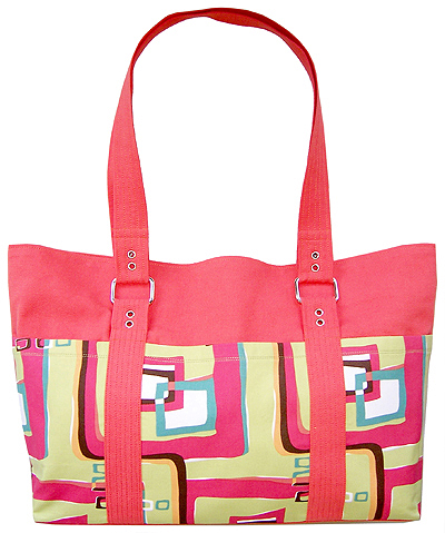 You Sew Girl Beach Bag BO822