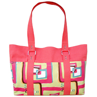 You Sew Girl Beach Bag Pattern