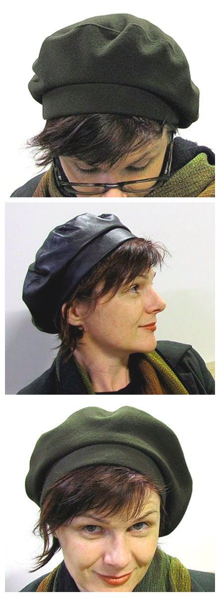 You Sew Girl Beret H1001
