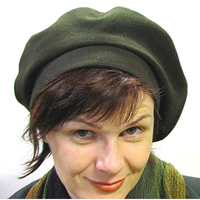 You Sew Girl Beret Digital Pattern