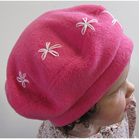You Sew Girl Kids Beret Pattern