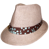 You Sew Girl Fedora Pattern