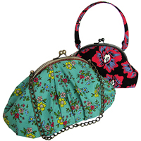 You Sew Girl 200mm Glam Purse Pattern