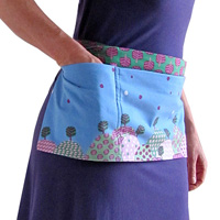 You Sew Girl Market Apron Digital Pattern