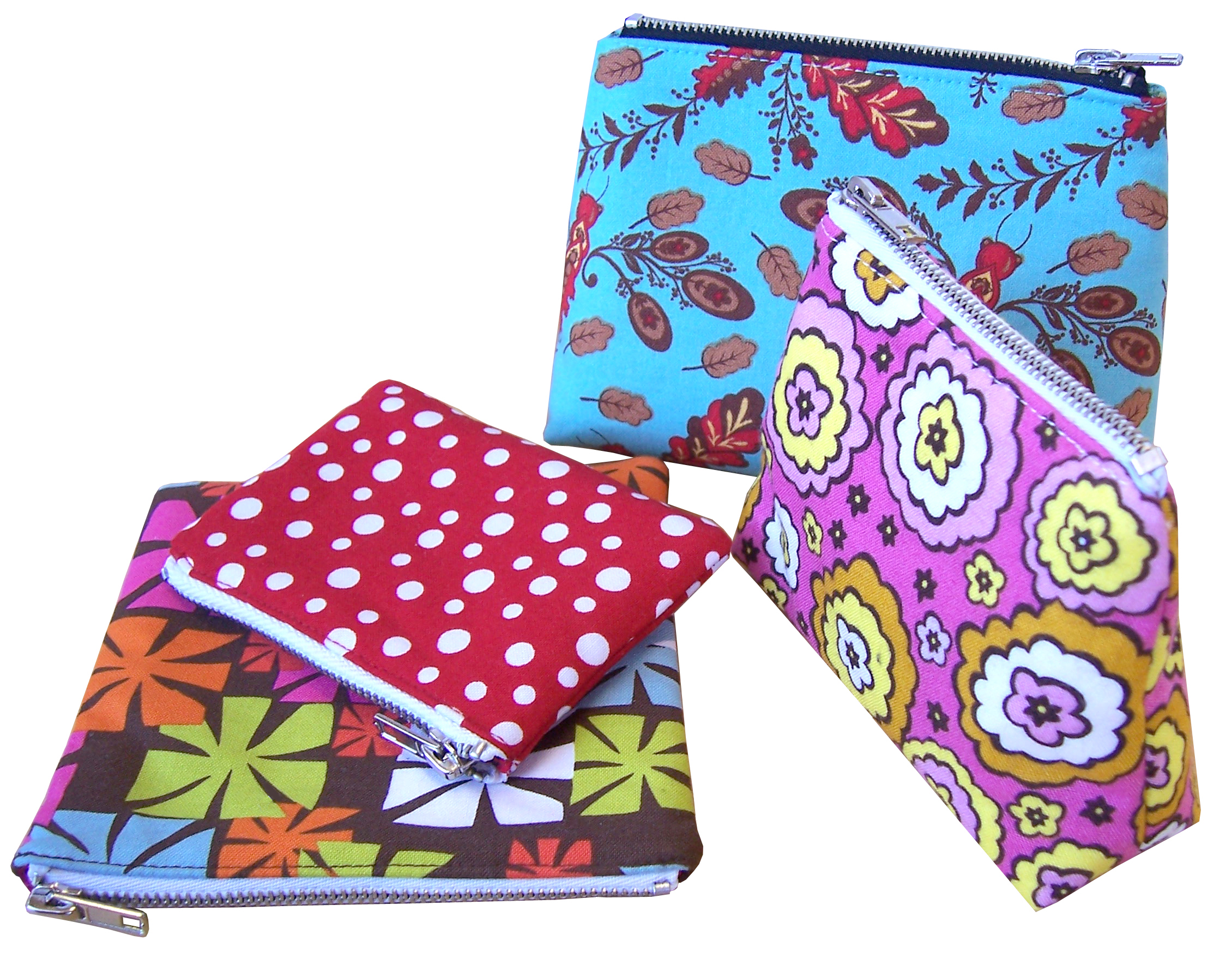 You Sew Girl Coin Purse Downloadable Pattern Coin Purse