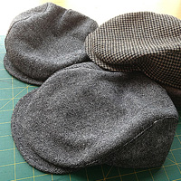 You Sew Girl Flat Cap Digital Pattern