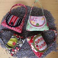 Lavender Handbag