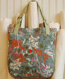 Oliver + S A Day in the Park Backpack Tote Downloadable Pattern LC001BP