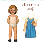 Oliver + S Music Box Jumper Pattern ( Size 5-12 )