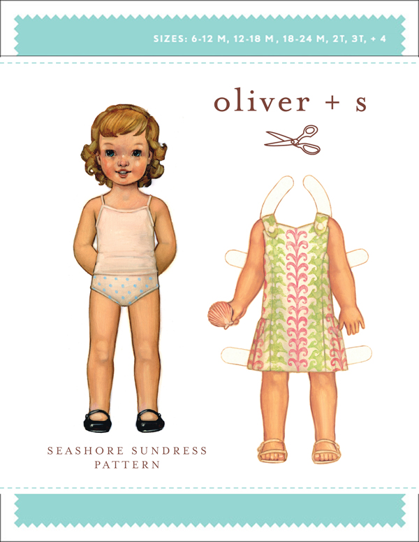 Oliver + S Seashore Sundress OS024SE
