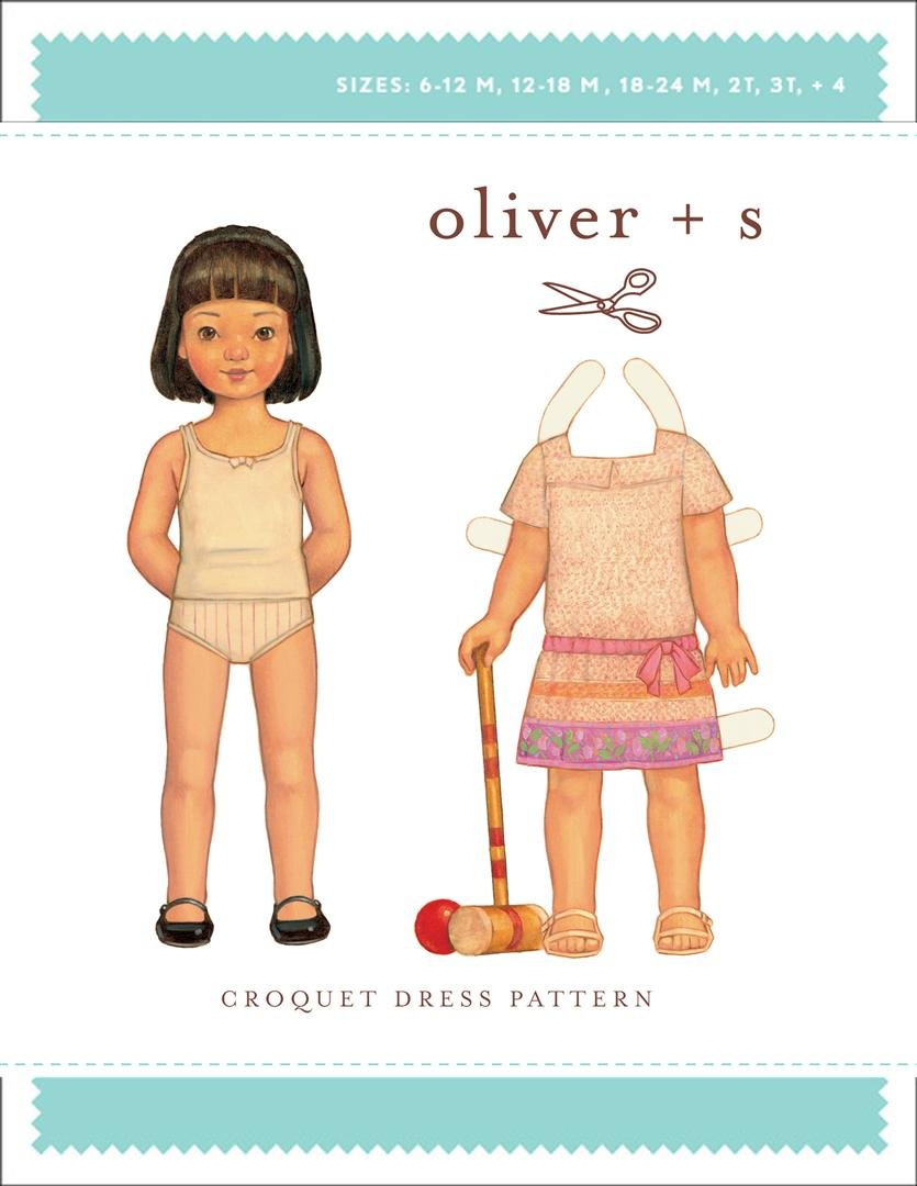 Oliver + S Croquet Dress OS030CD