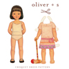 Oliver + S Croquet Dress Pattern ( Size 5-12 )