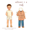Oliver + S Secret Agent Trench Coat Digital Pattern ( 5-12)