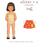 Oliver   S Hula Hoop Skirt Digita Pattern ( Size 5-12 )
