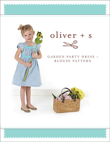 Oliver + S Garden Party Dress OS044GPD