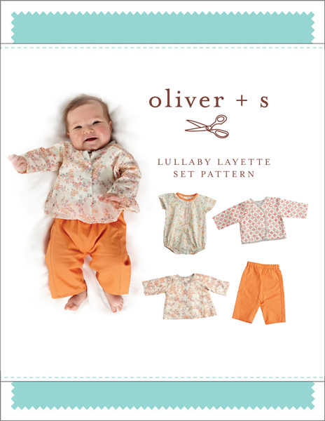 Oliver + S Lullaby Layette Set OS046LL