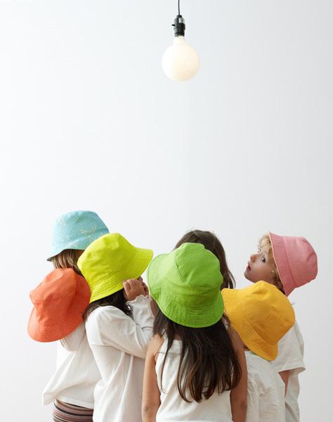 Oliver + S Reversible Bucket Hat Downloadable Pattern Reversible Bucket Hat