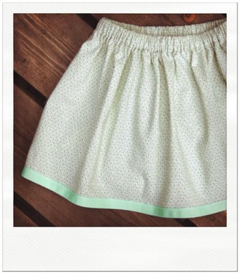 Simple Skirt Pattern Free 119