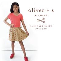 Oliver + S Swingset Skirt Digital Pattern (6M-14)