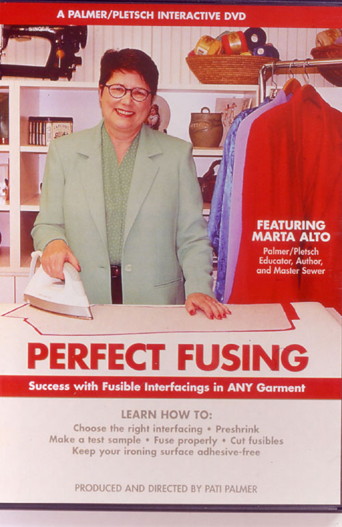 Fusible Interfacing DVD