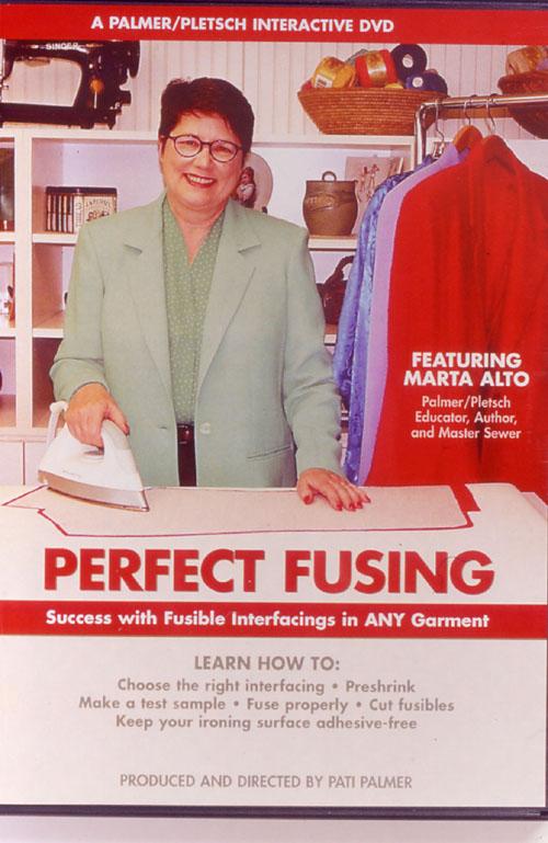 Fusible Interfacing DVD