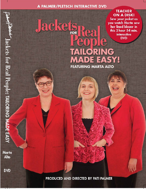 Jackets for Real People DVD