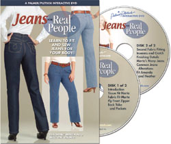 Jeans for Real People DVD Set