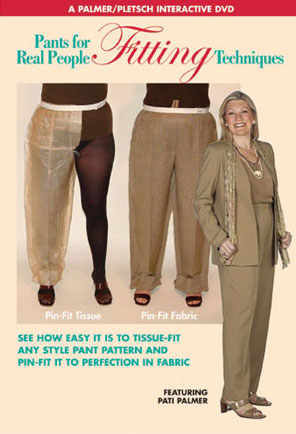 Pants Fitting DVD