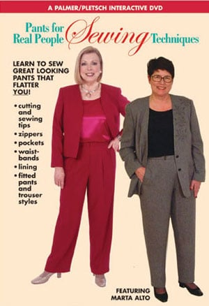 Pants Sewing DVD