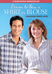 Learn to Sew a Shirt or Blouse DVD