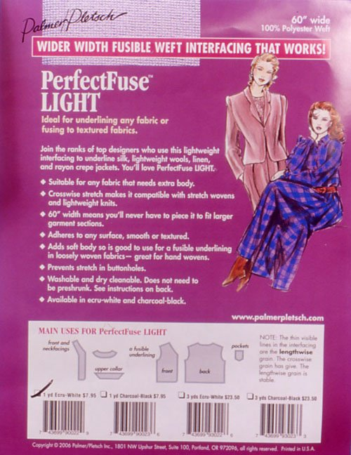 PerfectFuse Light Black