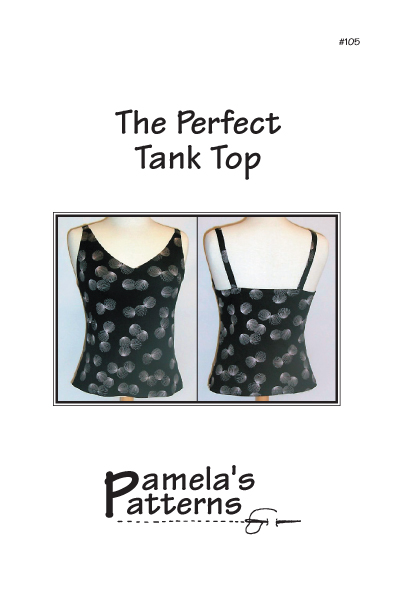 Pamela's Patterns Perfect Tank Top 105