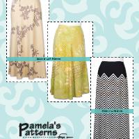 Pamela's Patterns Favorite Bias Skirt Pattern