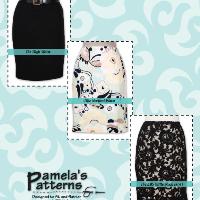 Pamela's Patterns Magic Pencil Skirt Pattern