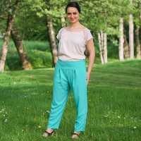 Paprika Patterns Amber Trousers Digital Pattern