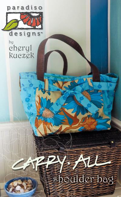 Paradiso Designs Carry-All Shoulder Bag 002