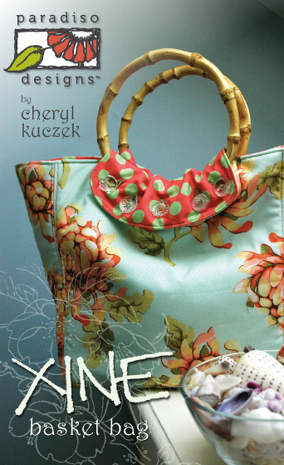 Paradiso Designs Xine Basket Bag 006